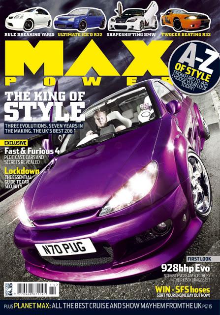 Max power #1