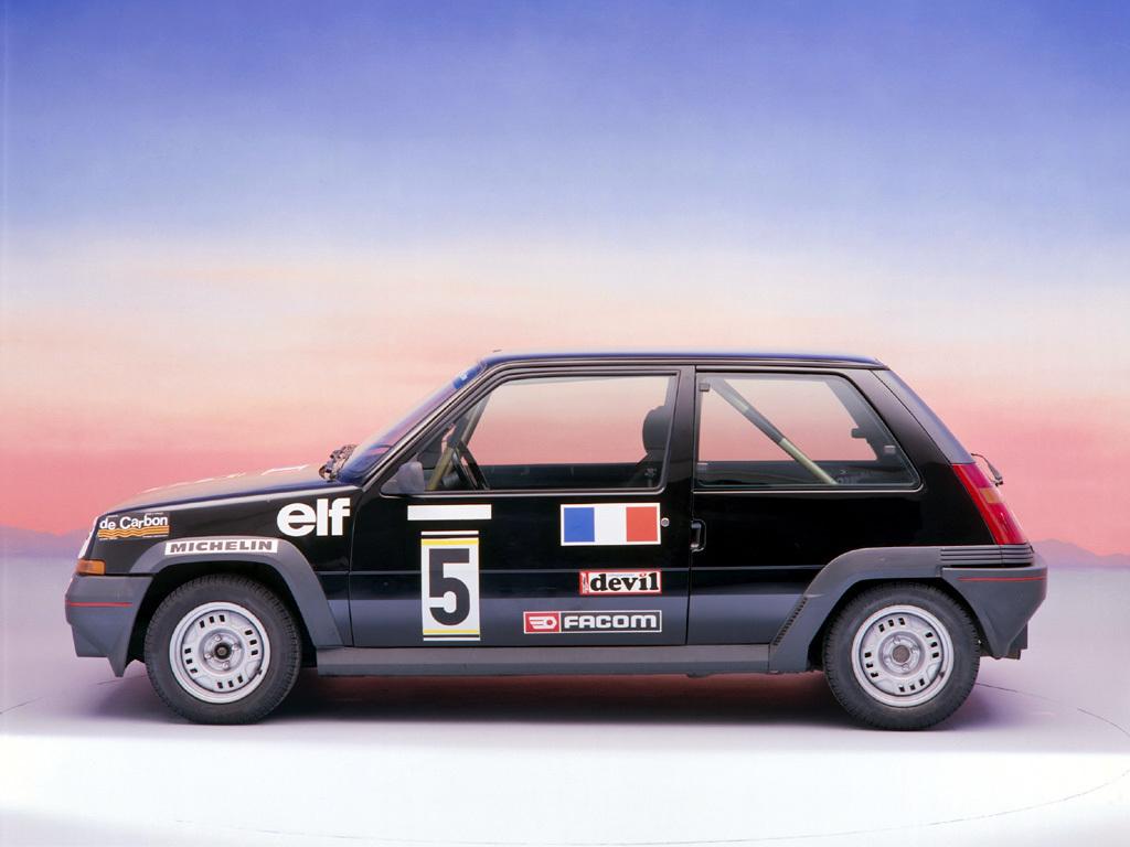 Renault-5-GT