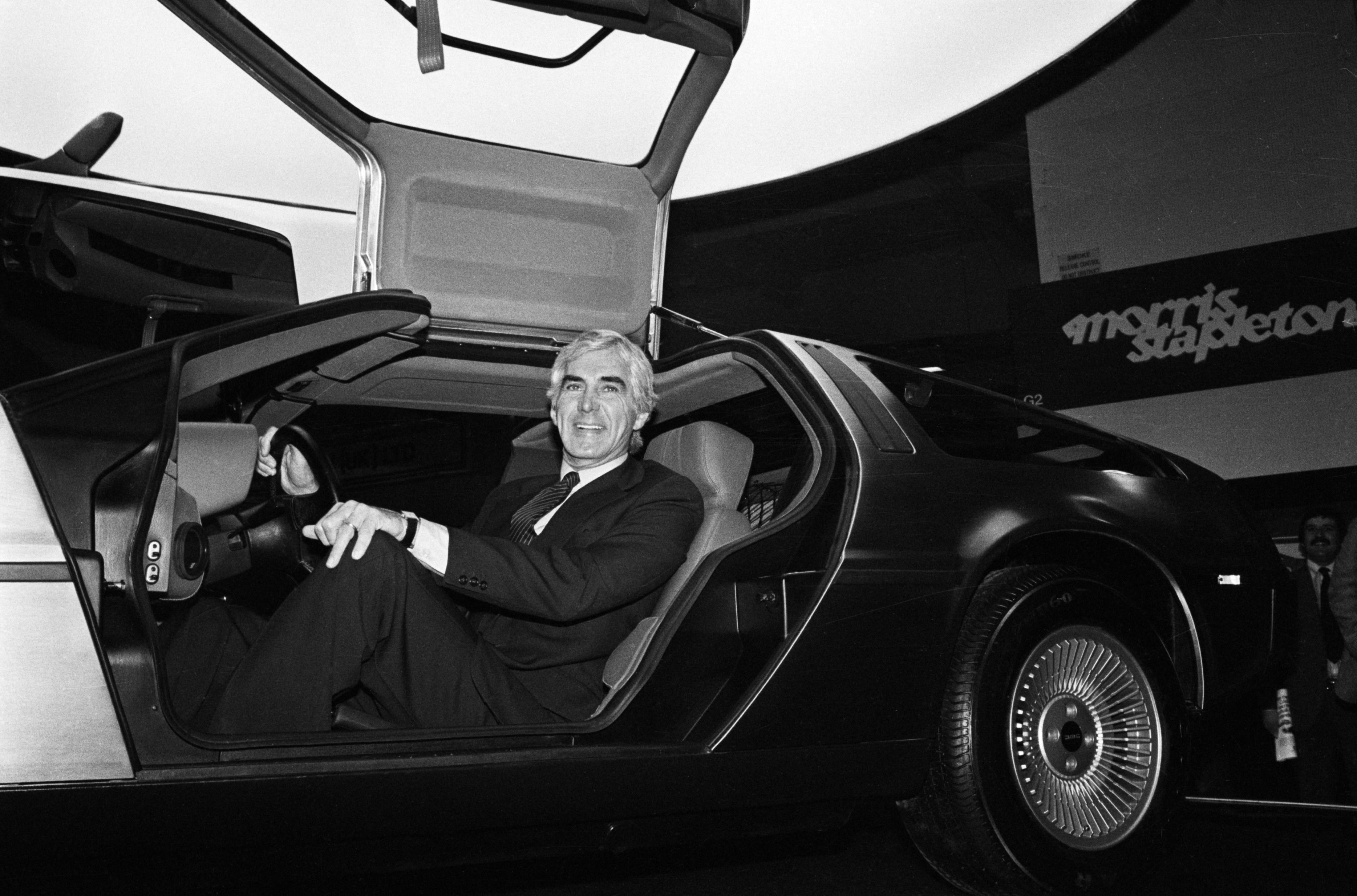GTO-DeLorean