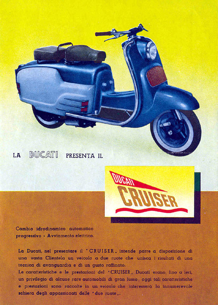 Cruiser Scooter-L
