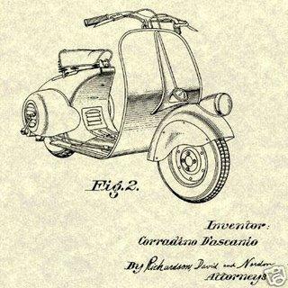 D'ascanio-patent