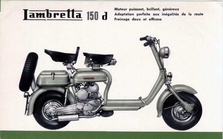 Lambretta=D-150