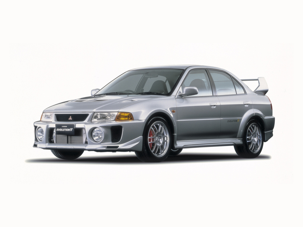 Mitsubishi-Evo-5