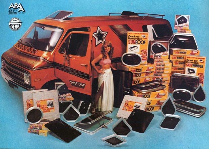 Boogie Nights Celebrating Custom Vans Of The 1970s Influx