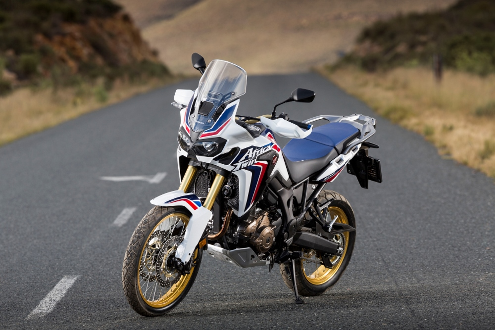 Africa Twin in South Africa