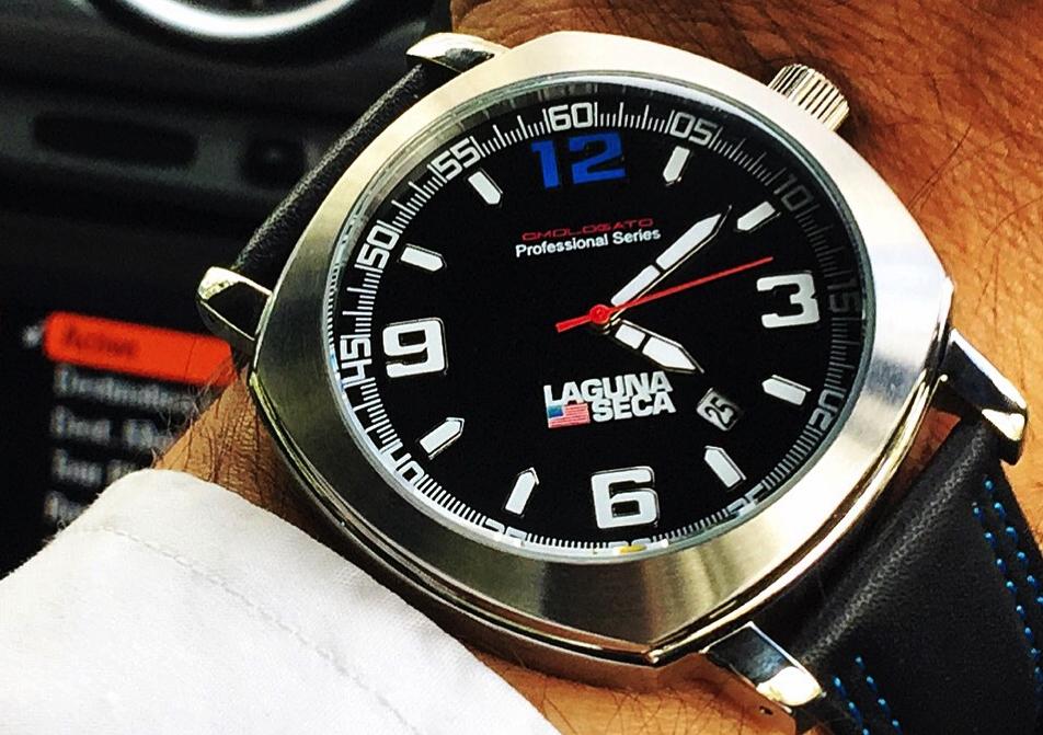 omologato laguna seca watch
