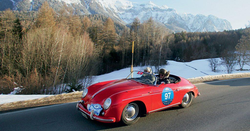 Winter Marathon 356 speedster