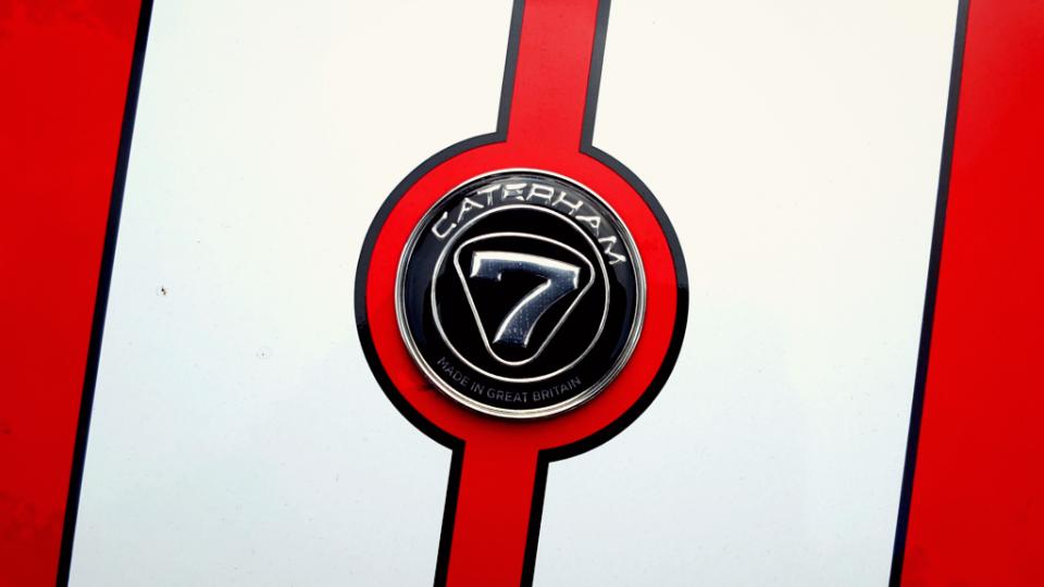 Caterham 310R badge