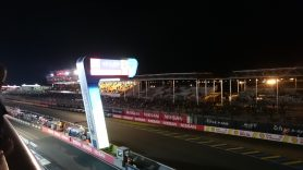 le mans night