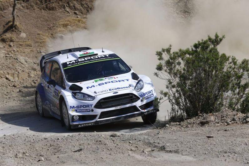 Fiesta WRC Arg