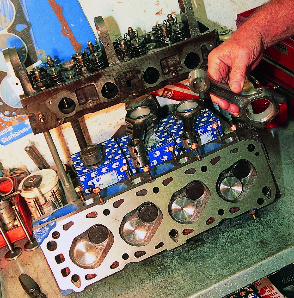 Ron Harris engine