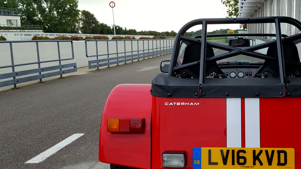 Caterham 310R rear