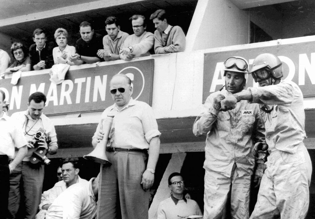 1959 Le Mans Aston Martin