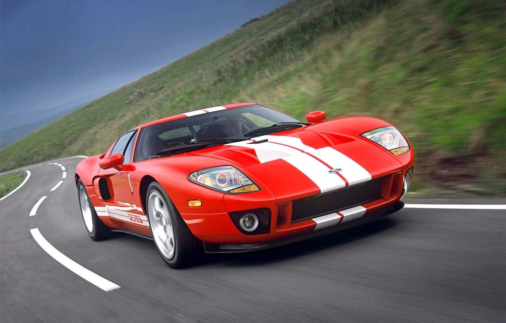 Ford GT Carroll Shelby