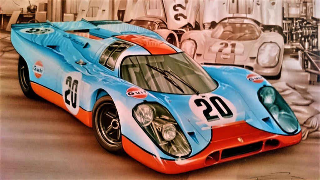 Porsche 917 for Project 917