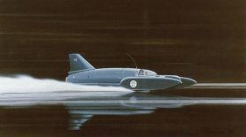 Donald Campbell Bluebird K7