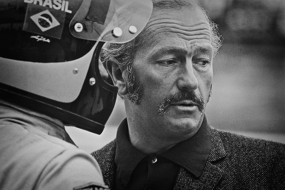 Fittipaldi and Chapman