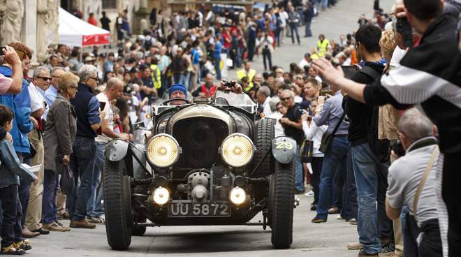Mille Miglia Bentley Blower