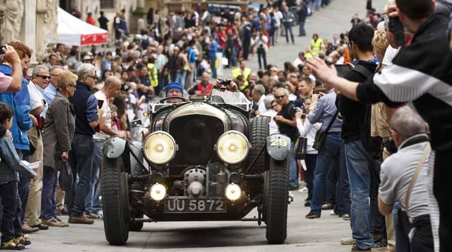 Mille Miglia Bentley Blower