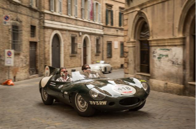 Mille Miglia Jaguar