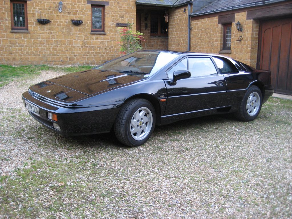 Lotus Esprit Colin Smith