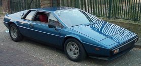 Blue Lotus Esprit