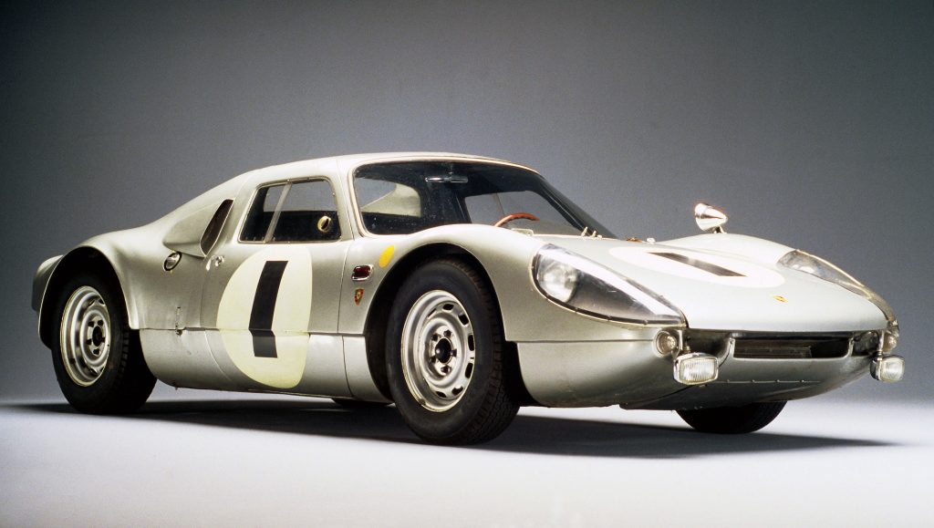 mid-engined 904