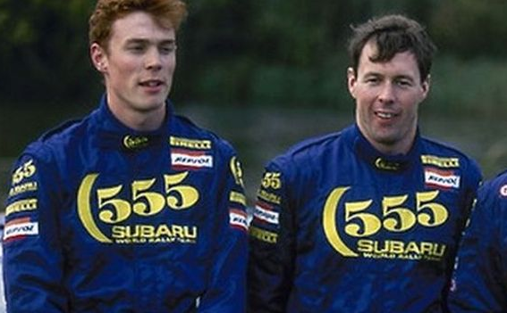 Burns McRae for WRX STi