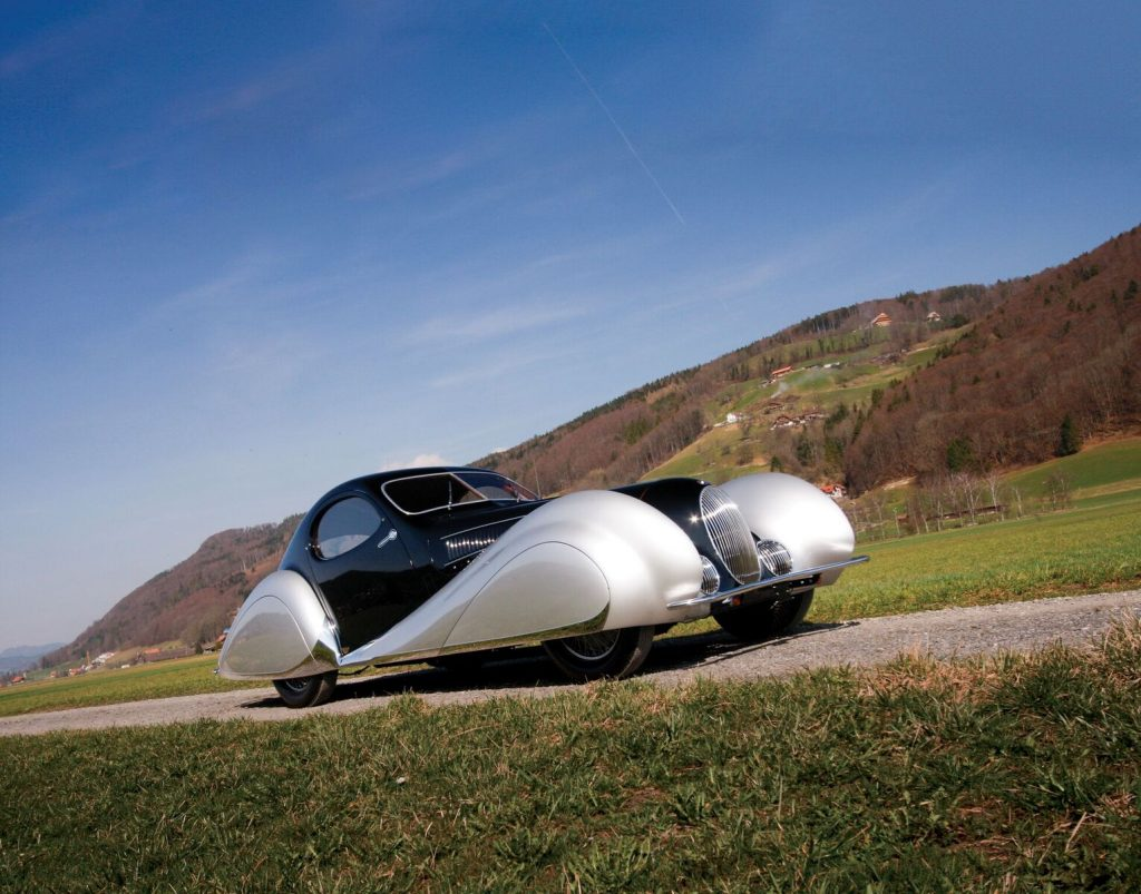 Talbot-Lago mountains