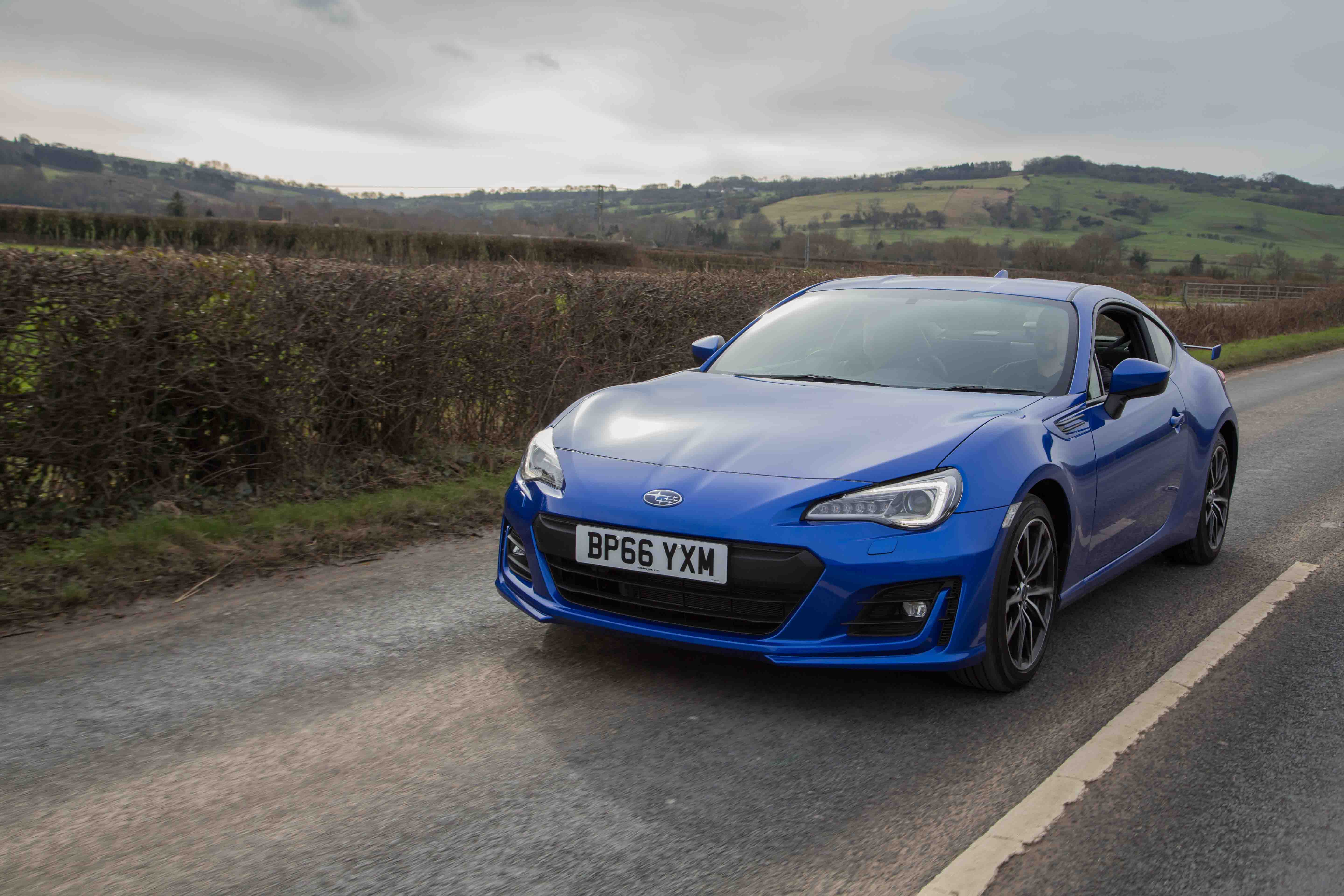 Subaru BRZ – The Enthusiasts Car of Choice Influx