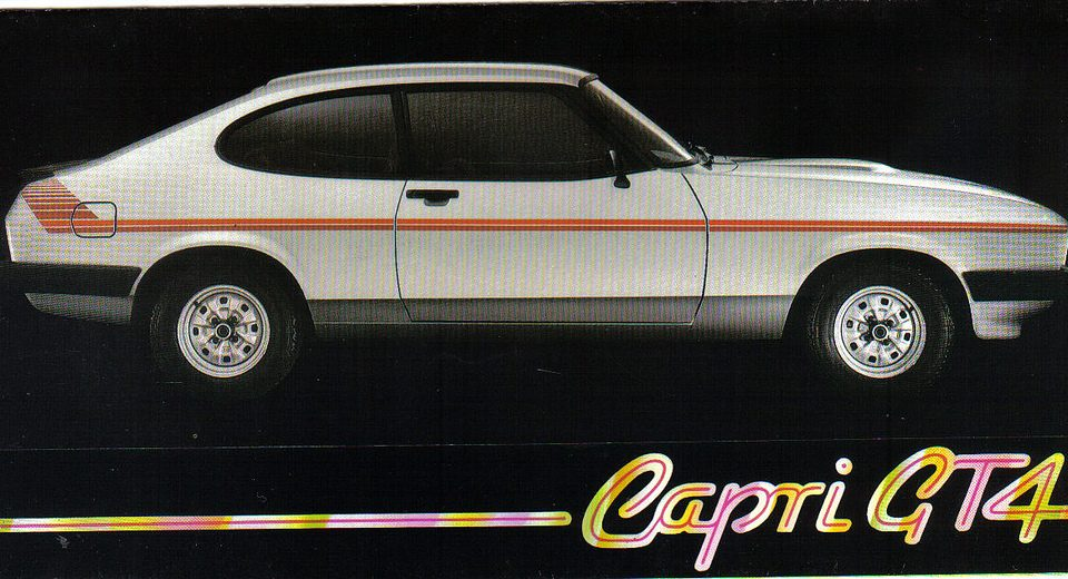 Capri Gt4