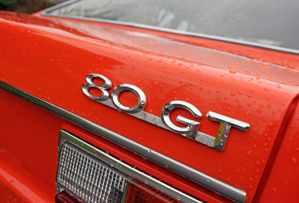 Audi 80 GT 4