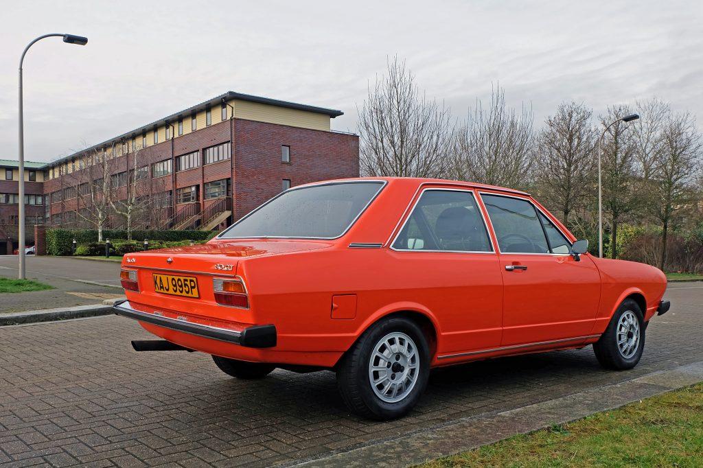 Audi 80 GT 8