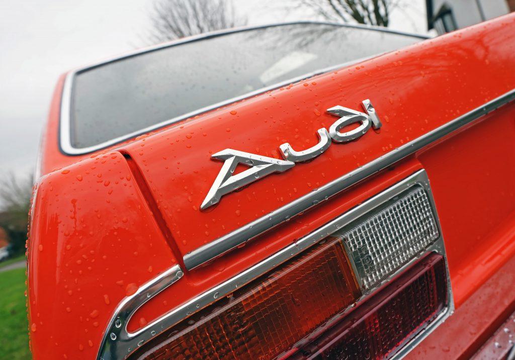 Audi 80 GT 9