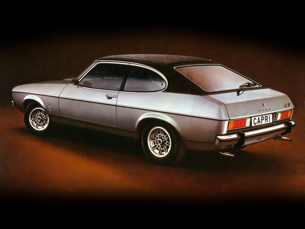 Legend Ford Capri Influx