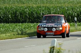 Fulvia liveried