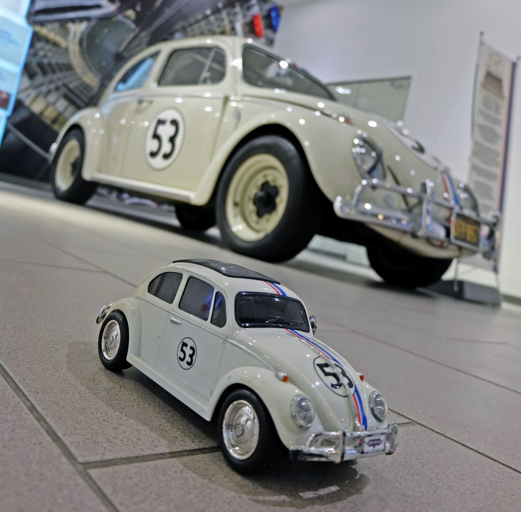 Herbie and mini Herbie