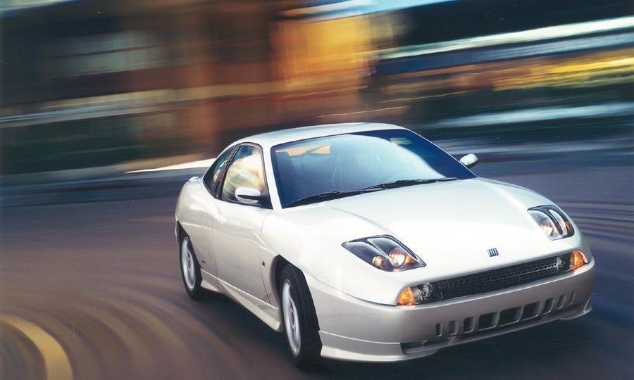 White Fiat
