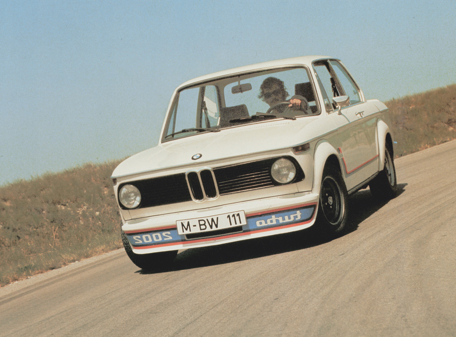 Before The M3 Bmw 2002 Turbo Influx