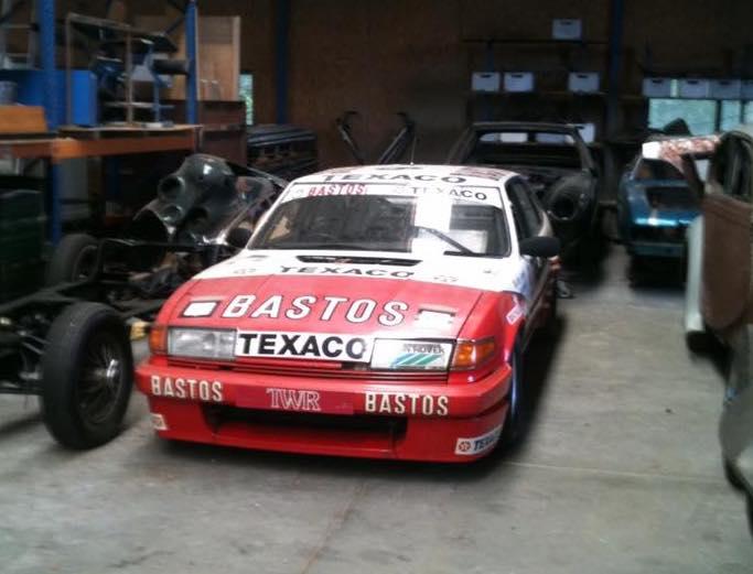 Rover SD1 Vitesse Bastos