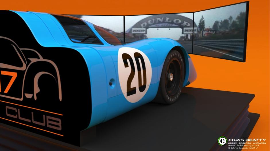 Project 917 sim