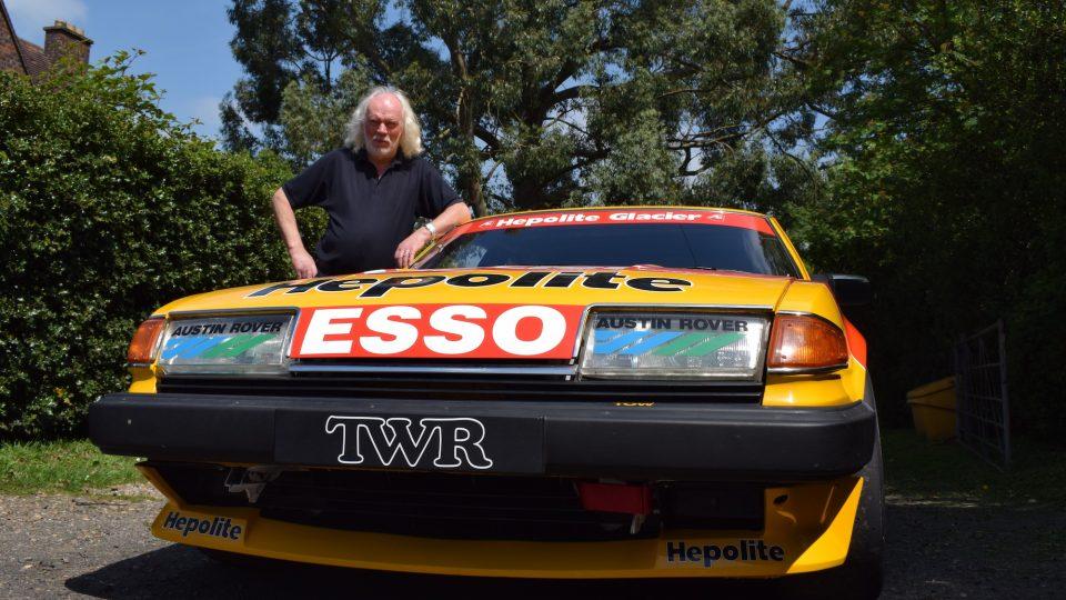 Rover SD1 Vitesse Steve Soper