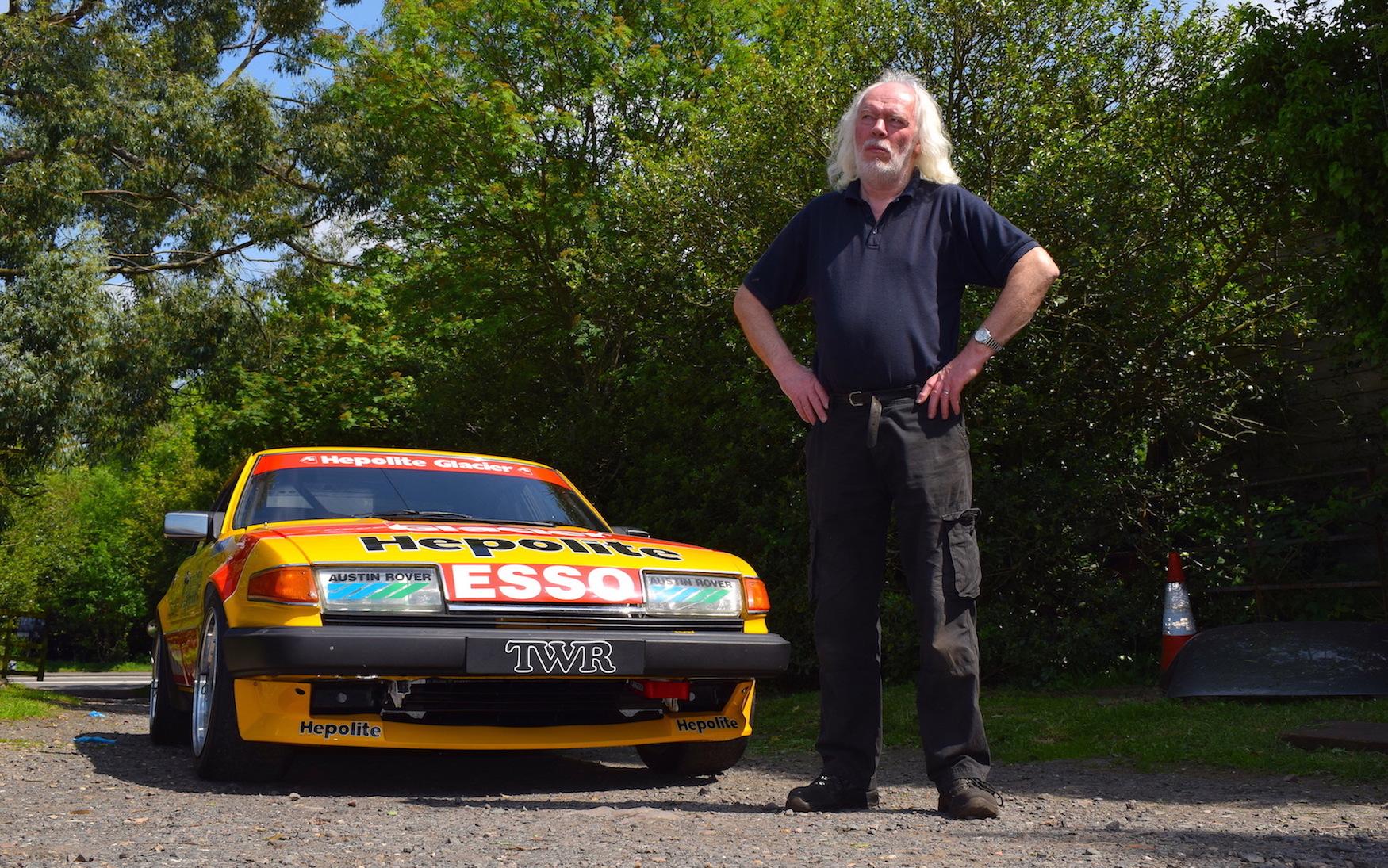 Ken Clarke Hepalite Rover