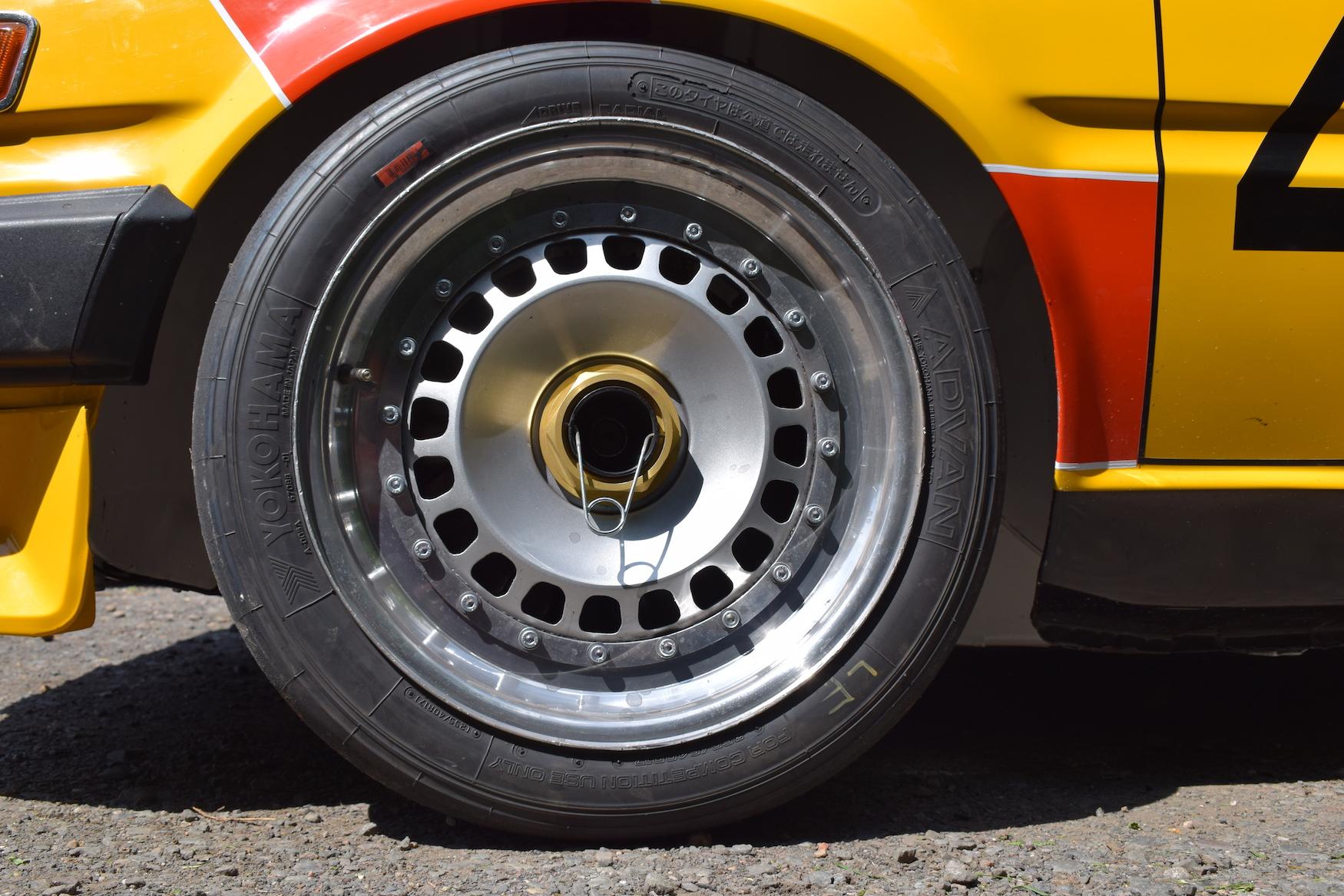 Rover SD1 Vitesse wheel