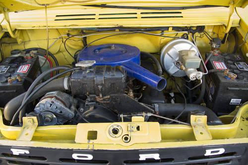 Bullnose diesel