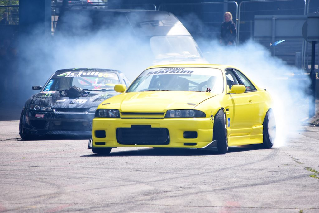 Drift Outlaws