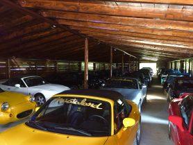 Miataland mx-5 garage