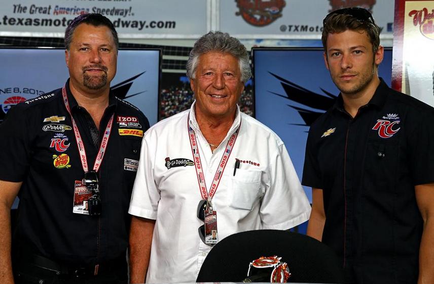 Andretti family