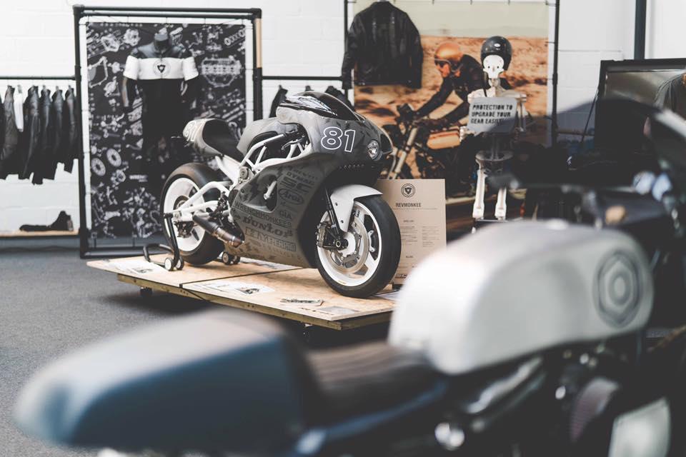 Bike Shed plinth