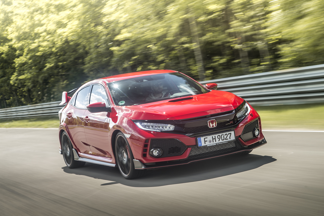 Type R front